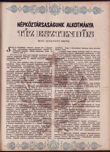 Tizéves az Alkotmány!