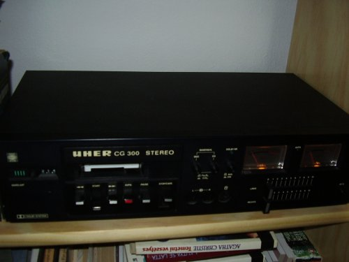 UHER CG 300 Stereo