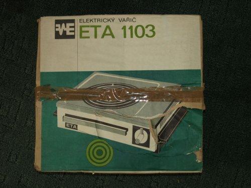 ETA 1103 eletromos melegítő