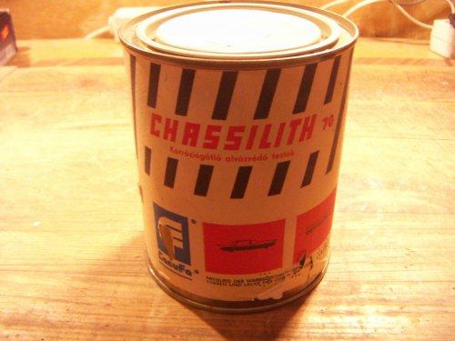 Chassilith NDK  alvázfesték
