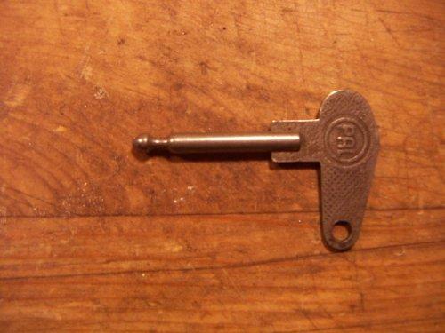 Velorex kulcs