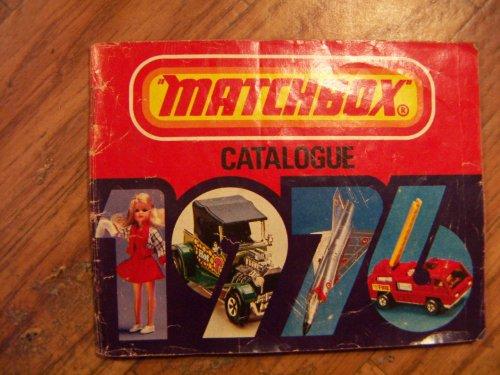 Matchbox katalógus (1976)