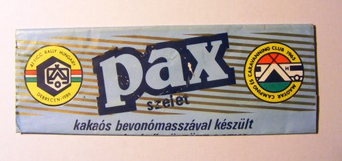 Pax ostyaszelet