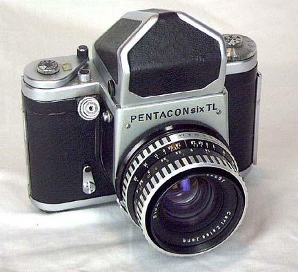 Pentacon fényképezőgép - Six TL