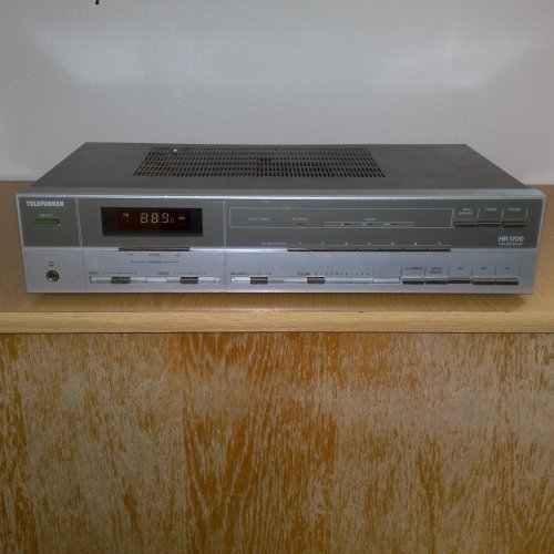 Telefunken HR1700 receiver