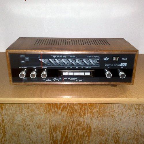 Hea Home Trixi n asztali rádió
