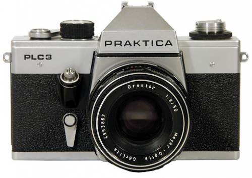 Praktica fényképezőgép - PLC3