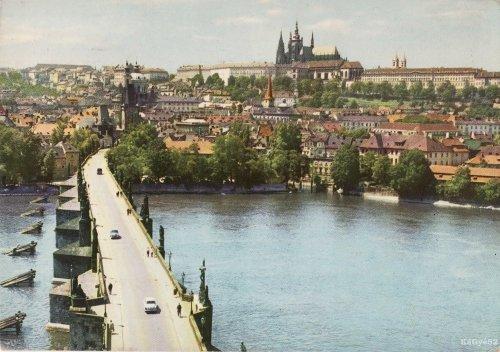 Prága - Károly híd