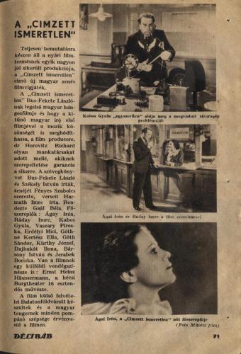 Régi magyar film