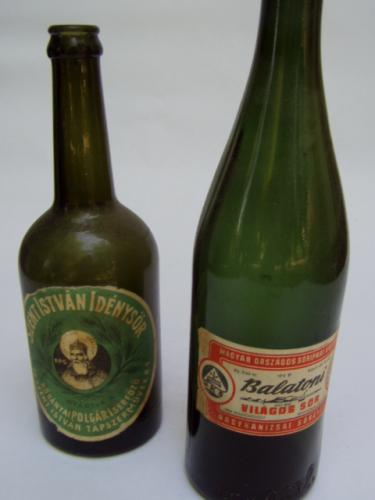 Balatoni világos Szent István sör