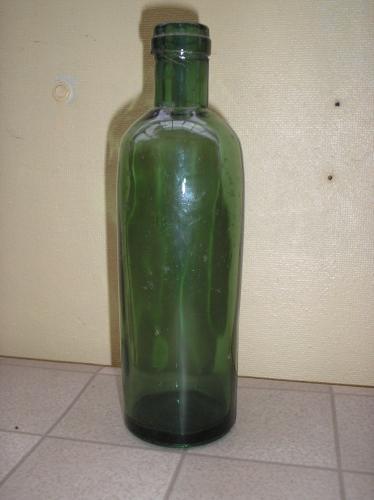 Igmándi keserüvizes palack kb 0.3l
