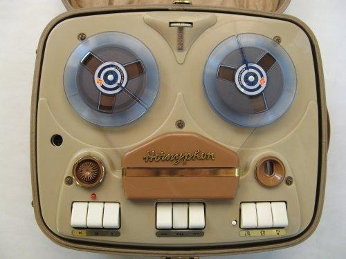 Hornyphon Triola (WM4302A) orsós magnetofon