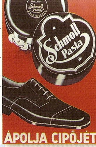 Schmoll cipőpaszta