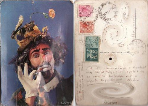 Sípoló képeslap