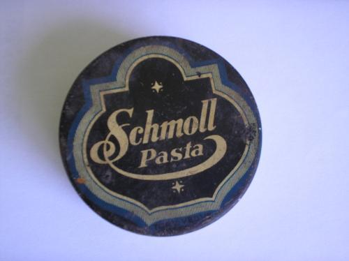 Schmoll paszta