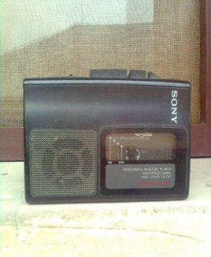 Sony Walkman Diktafon