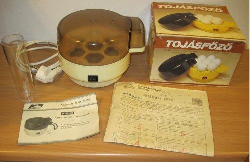 Szarvasi HTF-80 tojásfőző