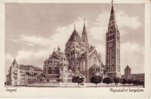 Szeged Dóm Fogadalmi templom