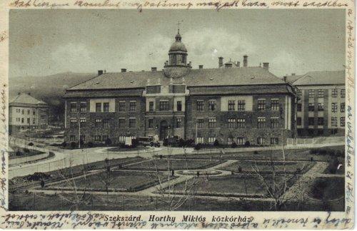 Szekszárd Horthy Miklós közkórház