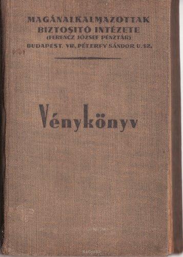 Vénykönyv