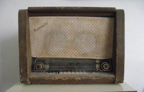 Vosztok rádió felújítása