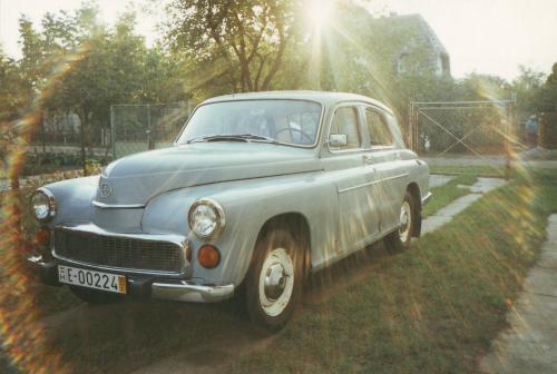 Warszawa 223 1970