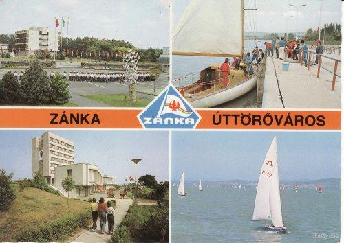 Zánka úttörőváros