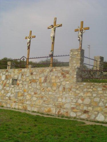 temető sahyban (ipolyság)