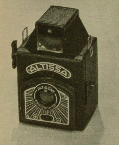 Altissa fényképezőgép