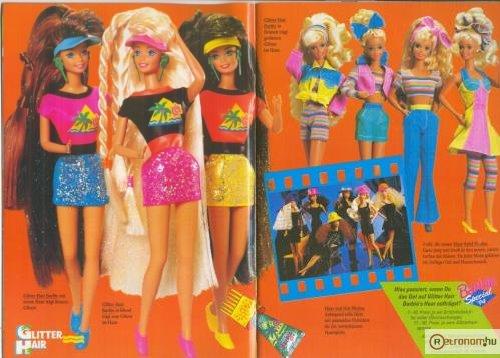 Barbie katalógus 1994.