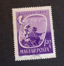 Balaton bélyeg