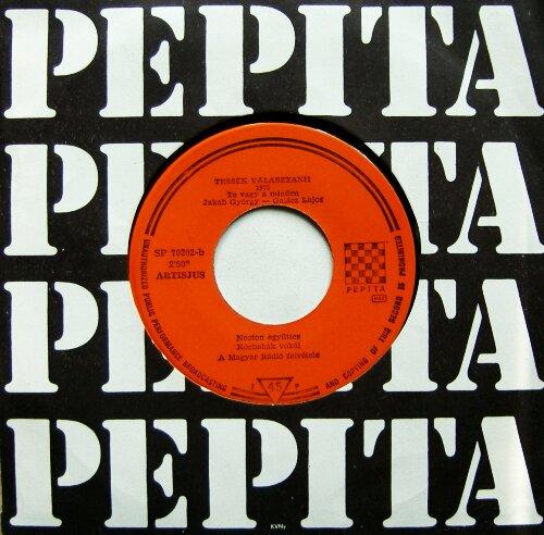 Bergendy - Neoton kislemez