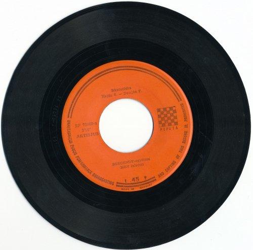 Bergendy - Iskolatáska kislemez