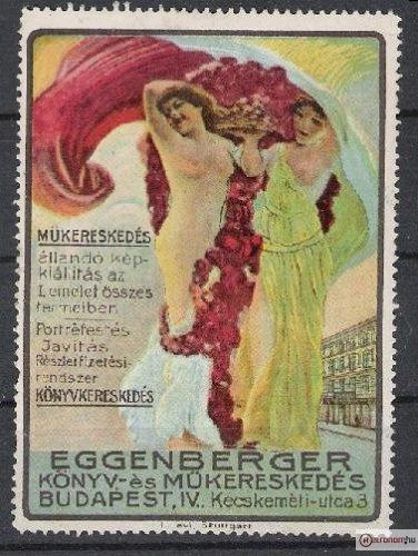 Eggenberger könyv- és műkereskedés