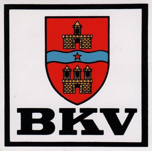 BKV embléma