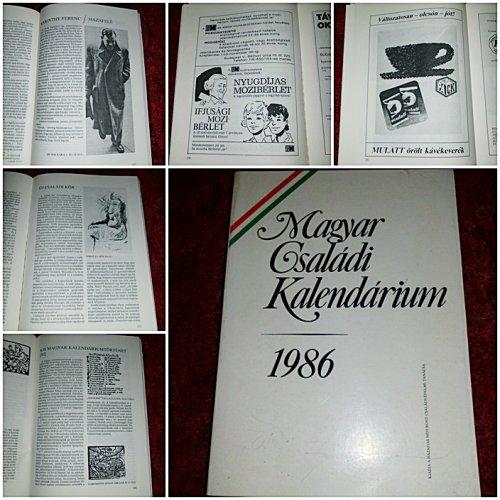 Magyar családi kalendárium
