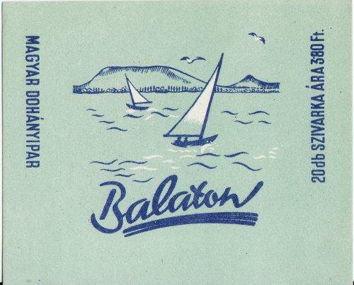 Balaton cigaretta