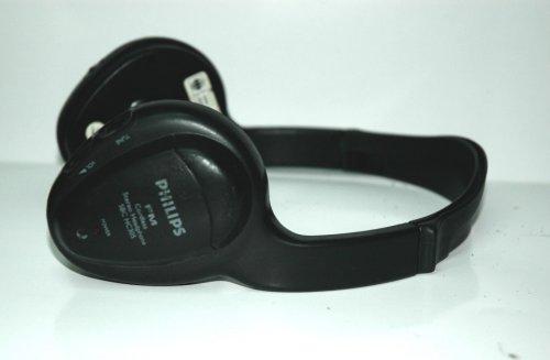 FM Cordless Stereo Fejhallgató SBC HC 305