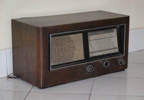 Telefunken, A50WK világvevő rádió