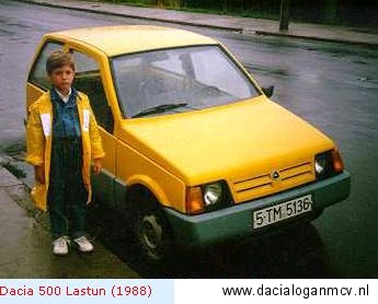 Dacia Lastun 500