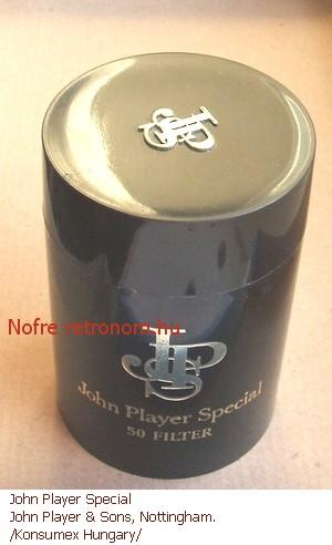 John Player Special cigaretta