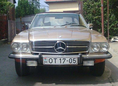 Mercedes Benz 450SL