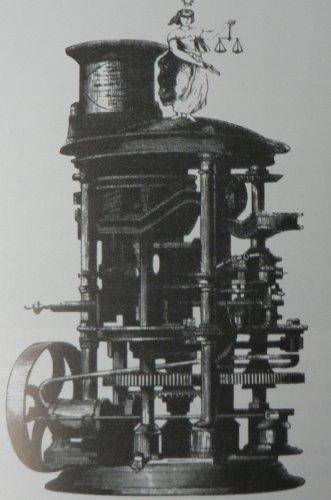 Cigarettatöltő gép