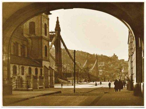 Erzsébet híd Piarista köz