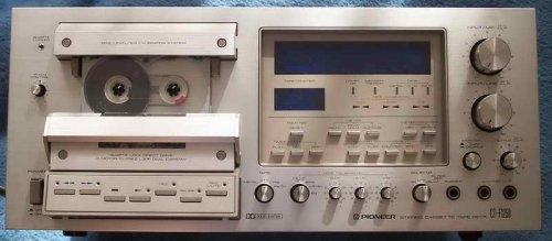 Pioneer CT-F1250 deck