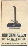 GSZB Műbútoripari Vállalat