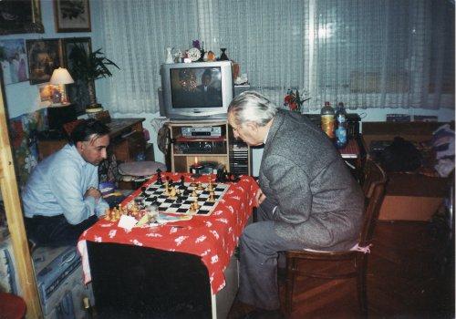 """A """"nagy"""" sakkparti"""