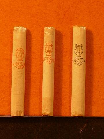 Harmónia cigaretták
