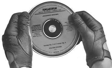 Első magyar CD lemez