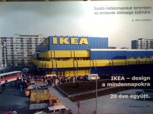 IKEA  megnyitása